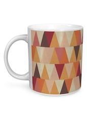 Triangle Pattern Mug - Seven Rays