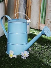 Watering Can Blue - By
