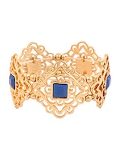 Stone Embellished Bangle - Oomph