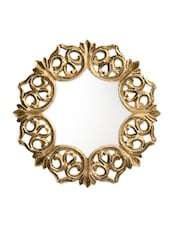 Fine Carved Mirror Frame - Inspired Livingg