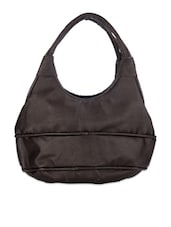Deep Brown Shoulder Bag - Bags Craze