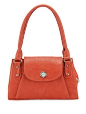 Brown Handbag - Bags Craze