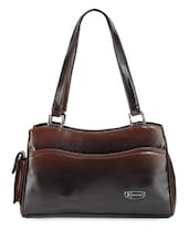 Amazing Brown Handbag - Bags Craze