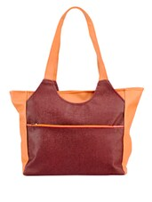 Elegant Brown Tote - Bags Craze