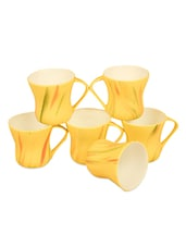 Clay Craft Mugs Set (6 Pcs) - Clay Craft