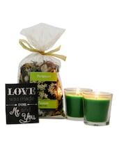 Jasmine Potpourri & Candles - Gifts By Meeta