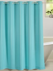 Plain Premium Shower Curtain - SWAYAM
