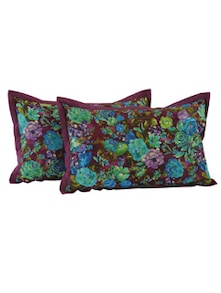 Pillow Cover Printed (Set Of 2)