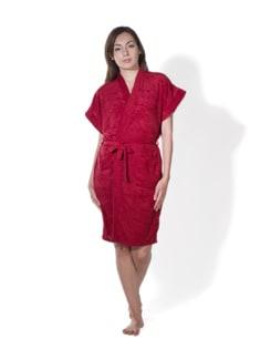 Classic Cotton Bath Gown - PRIVATELIVES