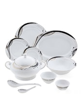 Elegance 64 Pcs Dinner Set - LAZZARO