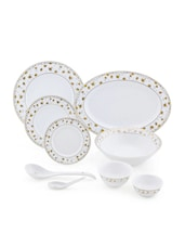 Indulgence 47 Pcs Dinner Set - LAZZARO