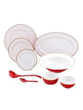 Regal 47 Pcs Dinner Set - LAZZARO