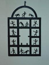 Wrought Iron Mirror Or Photo Frame - Chinhhari Arts