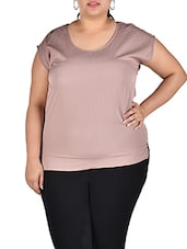 Brown Casual Top - LastInch