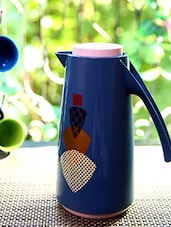blue Plastic, glass Flask -  online shopping for Thermoware