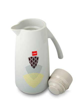 grey Plastic, glass Flask -  online shopping for Thermoware