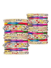 MULTI ALLOY BANGLES -  online shopping for bangles