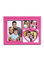 PINK  ACRYLIC PHOTO FRAMES - By