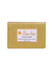 Beige Handmade Natural Soap - By