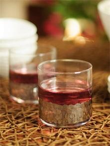 Whiskey Glasses Styled With Platinum (Set Of 4) - FOYER