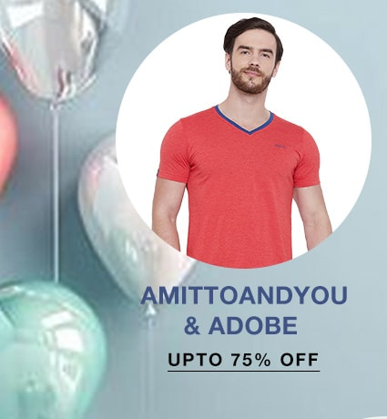 Up to 75% off on Mens Fashion - T Shirts, Suits, Blazers & Jeans