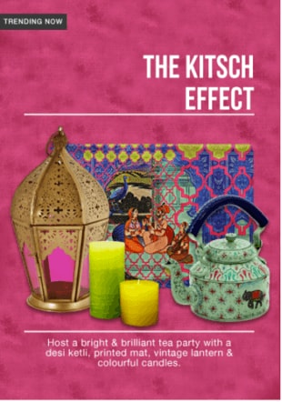 the kitsch effect