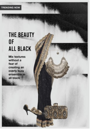 The Beauty of All Black