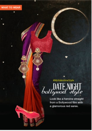 DateNight Bollywood Style
