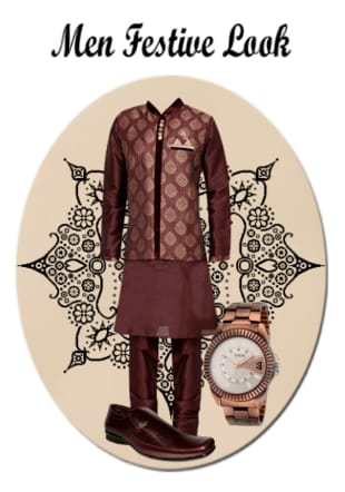 Karwa Chauth Look For Men