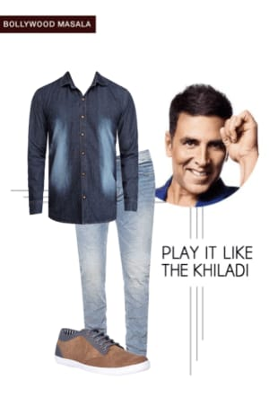 Play It Like The Khiladi