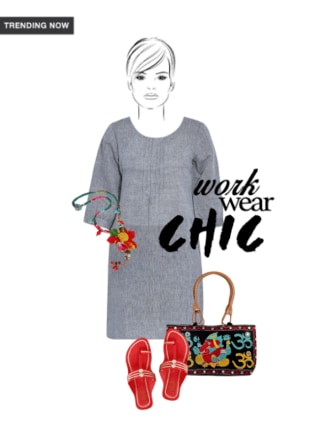 Work Wear Chic
