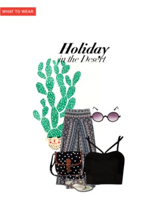 Holiday in the Desert