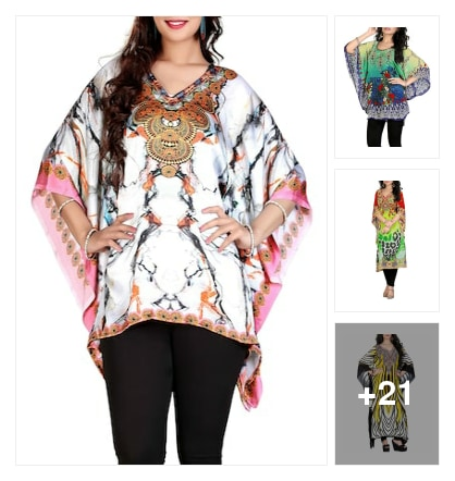 WOMEN'S KAFTANS			. Online shopping look by ps