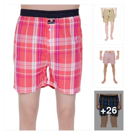 Boxers For Boys. Online shopping look by Anitha