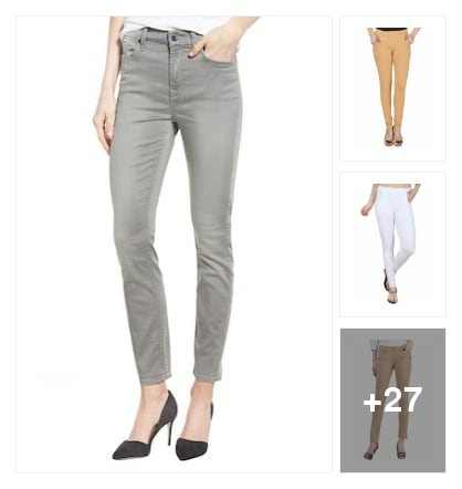 Amazing  Jeans ; Jeggings for Girls. Online shopping look by Reethu