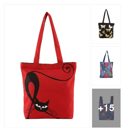 "Funky Shopping Bags. Online shopping look by Trends update by ""Sheetal Thakur"""