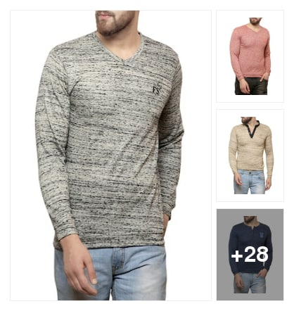 "Cotton Pullover . Online shopping look by Trends update by ""Sheetal Thakur"""