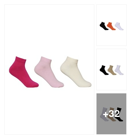 Socks. Online shopping look by Shona