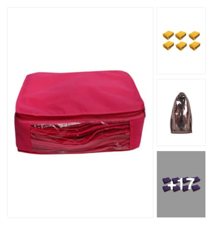 "Big Garment Covers,Keep Your Garment Dust Free, Safe N Organized . Online shopping look by Trends update by ""Sheetal Thakur"""