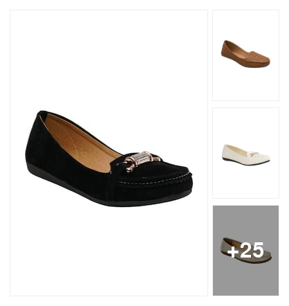 Loafers n mocassions for every step. Online shopping look by naidu