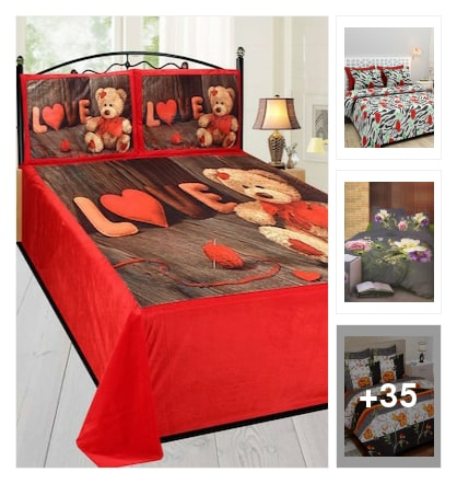 wonderfulbedsheets. Online shopping look by sujatha