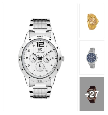 Smart  Watches for Gents. Online shopping look by krishna