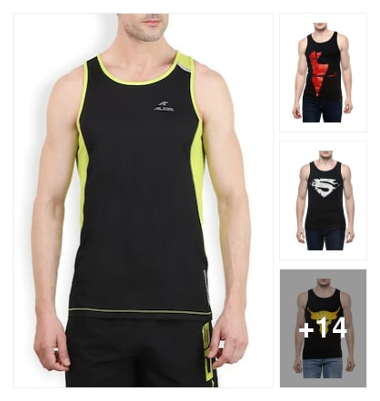 Stylish vests for macho mens. Online shopping look by Sunehri