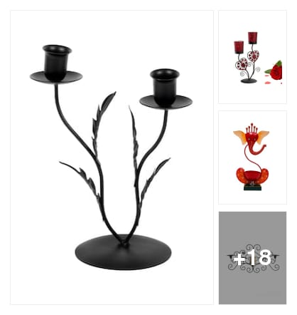 Candle holders. Online shopping look by Satish Kumar