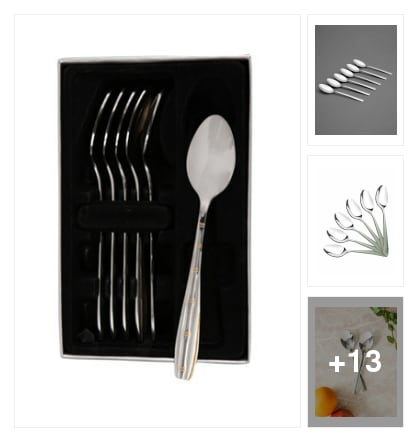 Spoons. Online shopping look by Satish Kumar