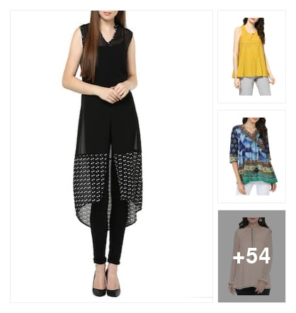 "Choice Of Today's Women . Online shopping look by Trends update by ""Sheetal Thakur"""