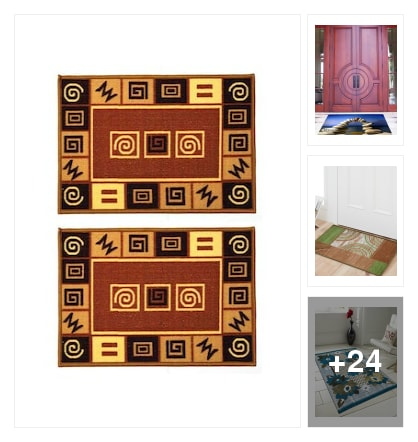 Carpets. Online shopping look by ramakrishna