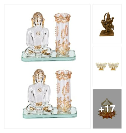 Religion and spirituality. Online shopping look by Satish Kumar