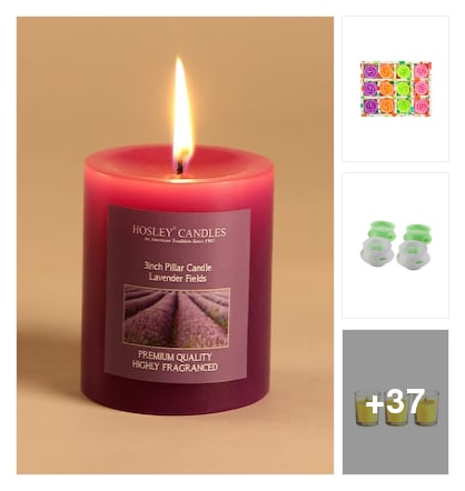 Candles for any occasion. Online shopping look by kavita