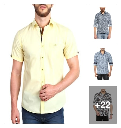 Trend alert :- trendy shirt's !!. Online shopping look by Kinki
